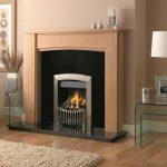 Greenwich Solid Oak Fireplace
