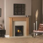 Rothbury Fireplace Celtic Oak