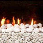 Escea EF5000 White Coals