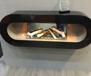 New Designer Electric Fires for Summer 2017