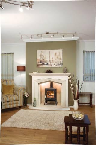 Newman Arada Fireplace