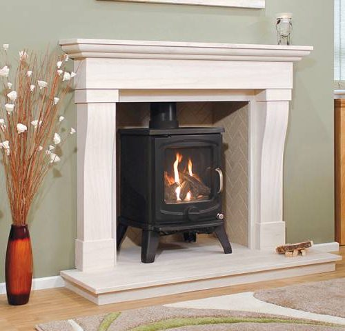 Newman Beja Fireplace