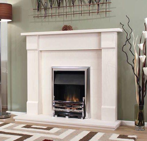 Newman Peneda Fireplace