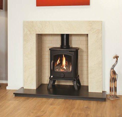 Newman Almeria Fireplace
