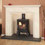 Newman Andorra fireplace