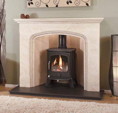 Newman Barcelona Fireplace