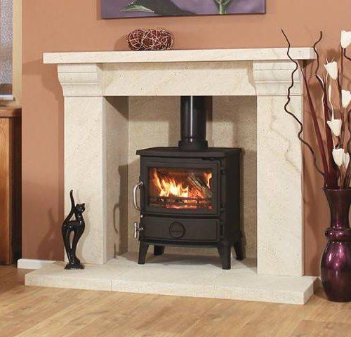 Newman Barosa Fireplace