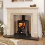 Newman Cadiz fireplace