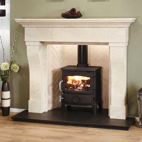 Newman Coruna Fireplace