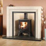 Newman Saville fireplace