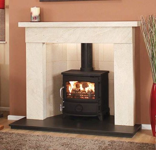 Newman Tagus Fireplace