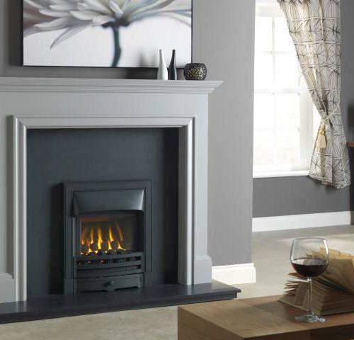 Penman Gallio Manor grey Fireplace