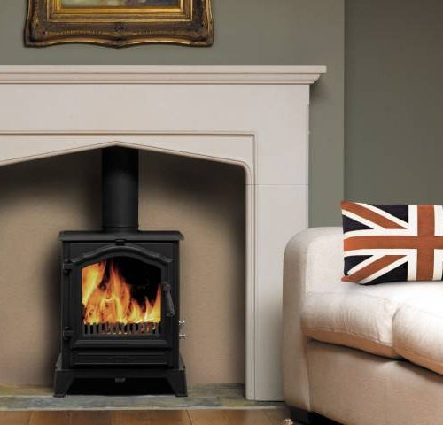Esse 500 Vista Se Multi Fuel Wood Burning Stove