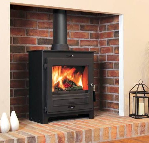 Flavel No. 2 SQ07 Multifuel Stove