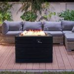 Muztag Q10 Outdoor Fire Table