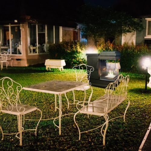 Muztag Kongur-425 outdoor fire table
