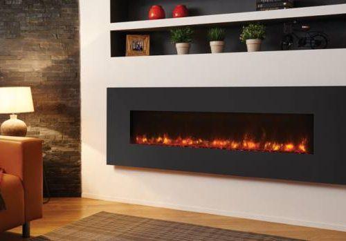 Gazco Radiance 150W Steel