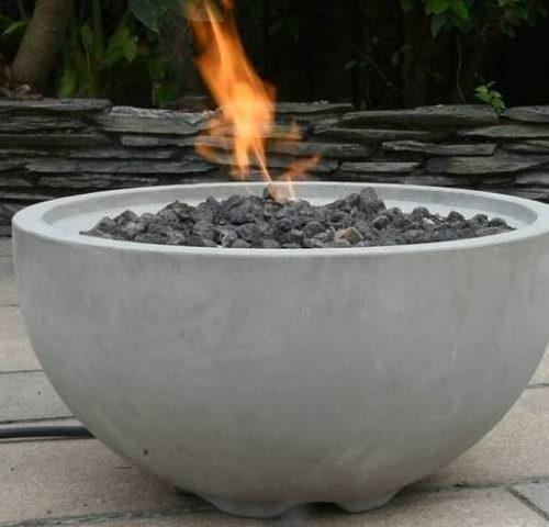 Elementi Nantucket fire pit