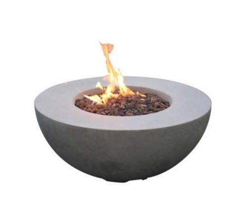 Elementi Roca Fire pit