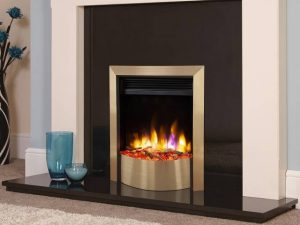 Ultiflame VR Contemporary champagne