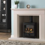 Fireline FXW Gas Stove in Aylesbury Package