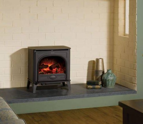 Gazco Stockton 2 Medium electric stove
