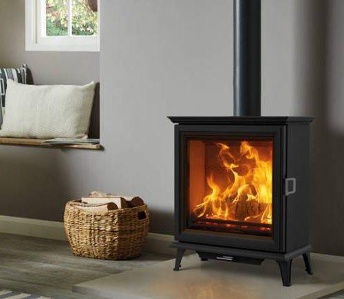 Sheraton 5 Wide woodburning stove