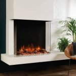 Skope 75W Outset Electric Fire