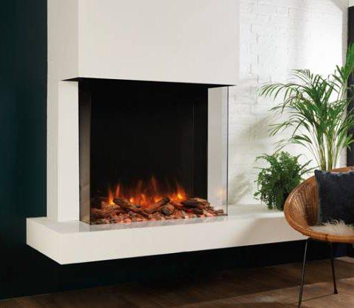 eReflex 75W Outset Electric Fire