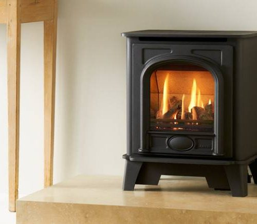Stockton2 Small gas stove