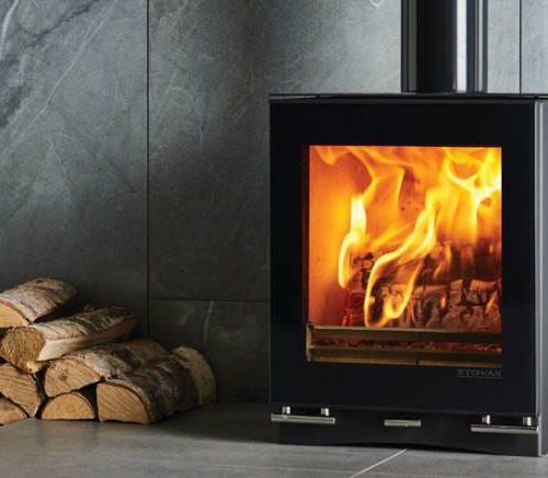 Stovax Vision Small wood burning stove
