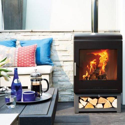 Clean Burn Outdoor Heater