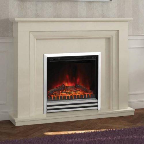 Elgin & Hall Amorina Fireplace suite