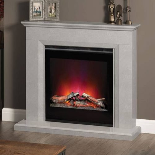 Elgin & Hall Lorento Fireplace suite