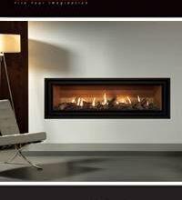 Studio gas fires