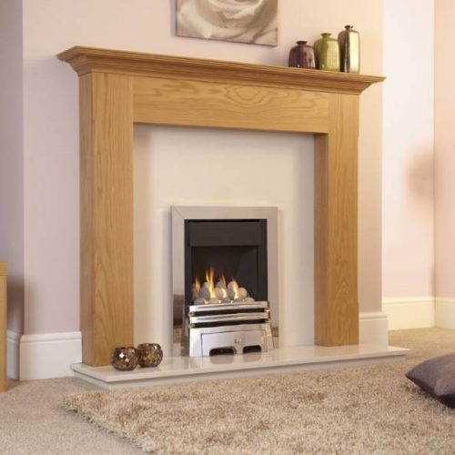Marbury Plus gas fire