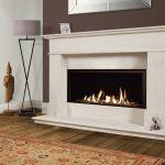 "Avignon Eden Elite Slimline Balanced Flue Gas Suite 54"""