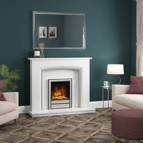 Elento Fireplace Suite