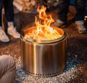 Solo Bonfire pit