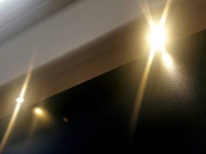 Integrated led lights 1